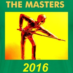 The Snooker Masters - Men's Premium T-Shirt