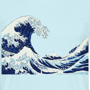Grande vague - Big Wave Tee shirts - T-shirt Homme