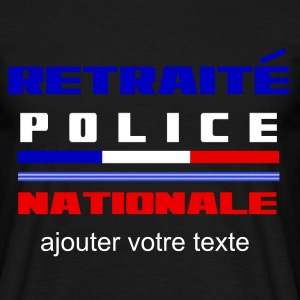 police Tee shirts - T-shirt Homme
