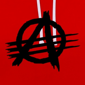 AGAINST ALL AUTHORITIES Sweat-shirts - Sweat-shirt contraste