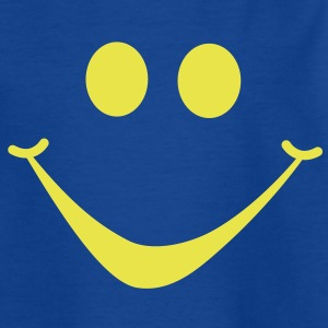Smiley Shirt - Kinder T-Shirt