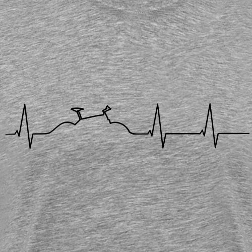 Mountainbike Herzschlag