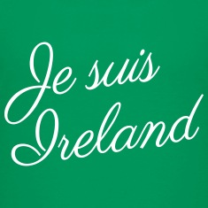 Je suis Ireland - Kids t-shirt