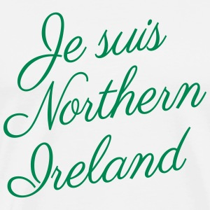 Je suis Northern Ireland - Men's t-shirt - Men's Premium T-Shirt