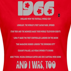 1966 50th Birthday - Women's T-Shirt