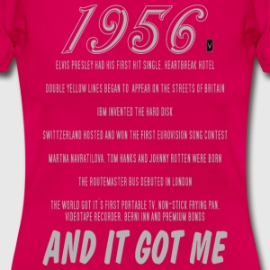 1956 60th Birthday - Women's T-Shirt