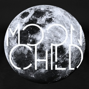 Moon Child - Frauen Premium T-Shirt