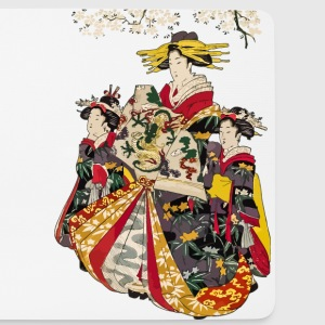 Geisha 3 Other - Mouse Pad (horizontal)