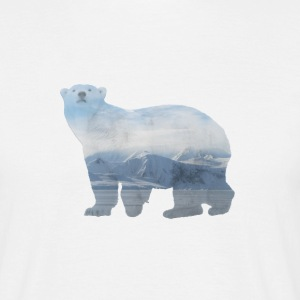 Polar Bear Tee - Men's T-Shirt