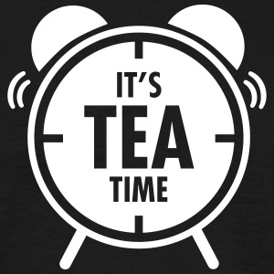 It\'s Tea Time T-Shirts - Men's T-Shirt