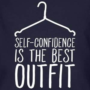 Self-Confidence Is The Best Outfit T-Shirts - Men's Organic T-shirt