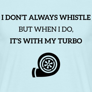 JDM Turbo Whistle | T-shirts JDM T-Shirts - Men's T-Shirt