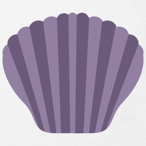 Purple shell Shirts - Kids' Organic T-shirt