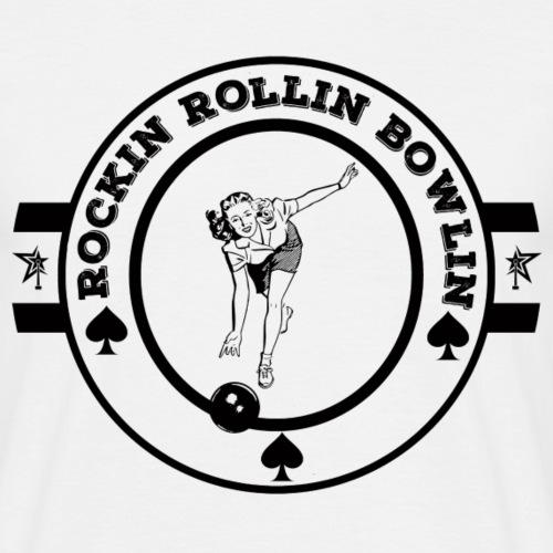 Rockin Rollin Bowlin Negr
