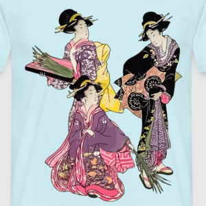 Geisha 5 T-Shirts - Men's T-Shirt