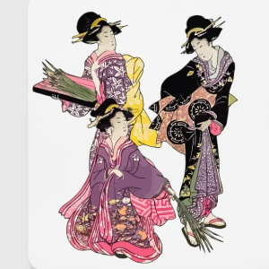 Geisha 5 Other - Mouse Pad (horizontal)