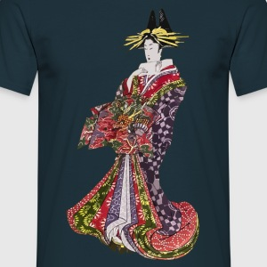Geisha 6 T-Shirts - Men's T-Shirt