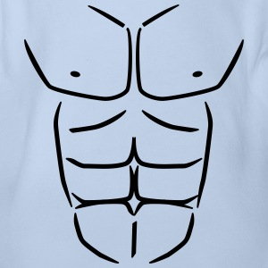 Sixpack Six pack Abs Babybody - Babybody