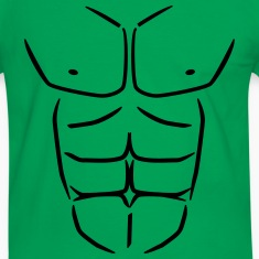 Sixpack Six pack Abdominals T-Shirts