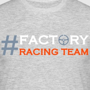 Factory-Racing-Team T-Shirts - Men's T-Shirt