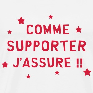 Supporter / Supportrice / Sport / Supporteur Tee shirts - T-shirt Premium Homme