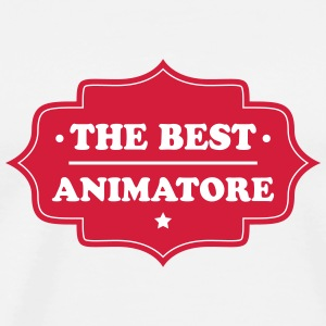 The best animatore T-shirts - Premium-T-shirt herr