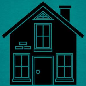suchbegriff eigenheim t shirts spreadshirt. Black Bedroom Furniture Sets. Home Design Ideas