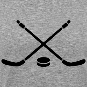 ice hockey T-Shirts - Men's Premium T-Shirt