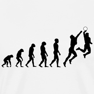 Evolution Football #4 - Hand of God - Men's t-shir - Men's Premium T-Shirt