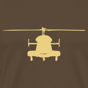 Helikopter - T-shirt Premium Homme