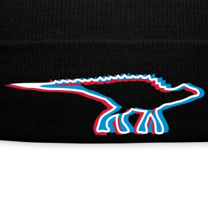 Edmontosaurus dinosaur Caps & Hats - Winter Hat