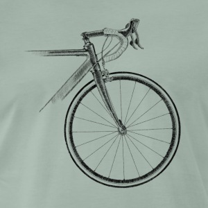 racing bike T-Shirts - Männer Premium T-Shirt