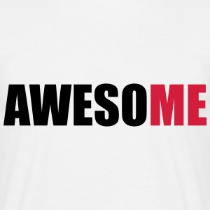 awesoME (pubish) T-Shirts - Men's T-Shirt