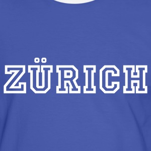 Zurich - Men's Ringer Shirt