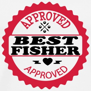Approved best fisher T-Shirts - Men's Premium T-Shirt