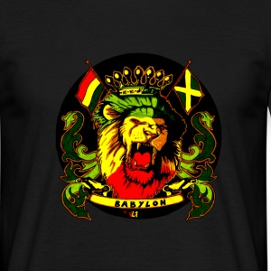 lion of judah Tee shirts - T-shirt Homme