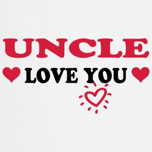 Uncle love you  Aprons - Cooking Apron
