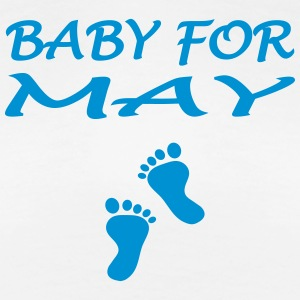 Baby for may Tee shirts - T-shirt Premium Femme