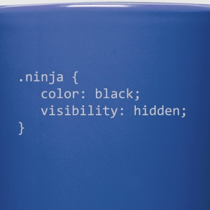 Ninja CSS Mugs & Drinkware - Full Colour Mug