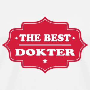 The best dokter T-shirts - Herre premium T-shirt