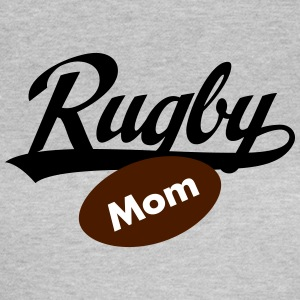 Rugby Mom T-Shirts - Women's T-Shirt