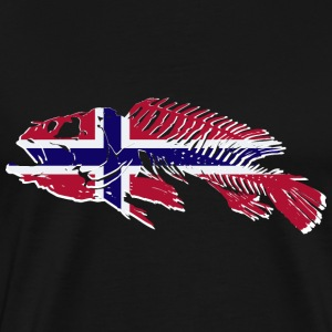 Norway Fishing T-Shirts - Männer Premium T-Shirt