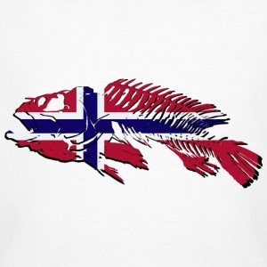 Norway Fishing T-Shirts - Männer Bio-T-Shirt