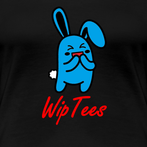 WipTees Logo PNG