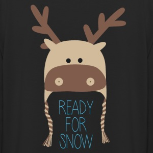 Sweet Ready for snow - Sweat-shirt à capuche unisexe