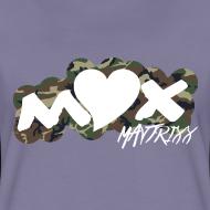 Motiv ~ Camouflage Girl Shirt