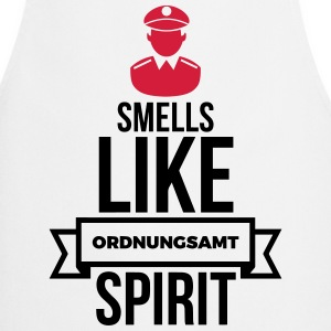 Smells Like Ordnungsamt Spirit  Aprons - Cooking Apron