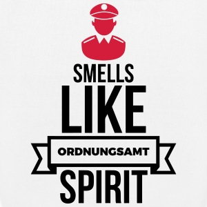 Smells Like Ordnungsamt Spirit Bags & Backpacks - EarthPositive Tote Bag