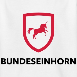 Bundeseinhorn T-Shirts - Teenager T-Shirt