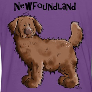 Sweet Newfoundland Dog T-Shirts - Men's Premium T-Shirt